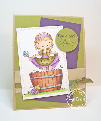 Pop a Cork card-designed by  Lori Tecler/Inking Aloud-stamps and dies from SugarPea Designs