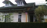 Sewa villa di puncak cipanas, villa green apple 3 kamar