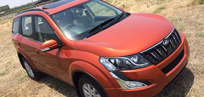 New Mahindra XUV 500 HD wallapaper /04