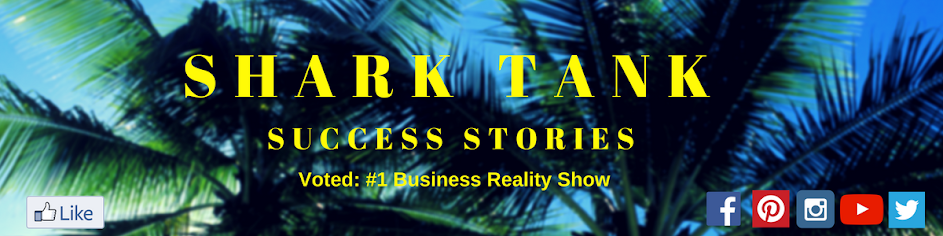 Shark Tank Success Blog