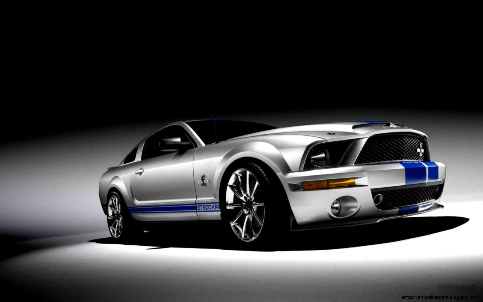 Gambar Mobil Mustang Gt500