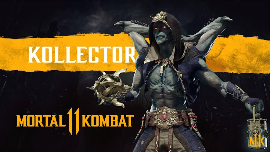mortal kombat 11 kollector netherrealm studio ps4 xb1