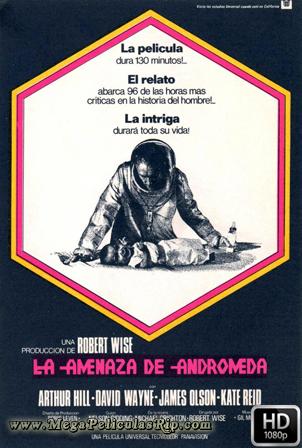 La Amenaza De Andromeda [1080p] [Latino-Ingles] [MEGA]