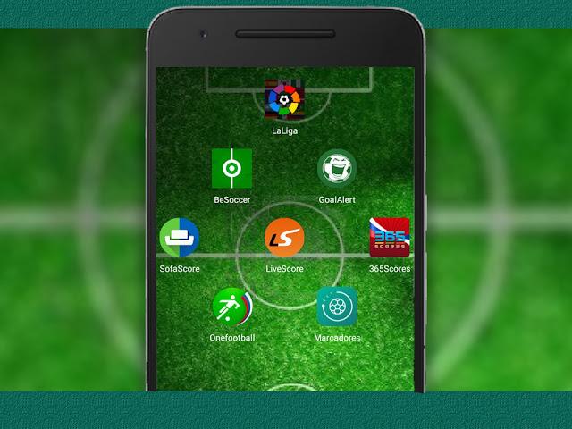Mejores apps de resultados deportivos