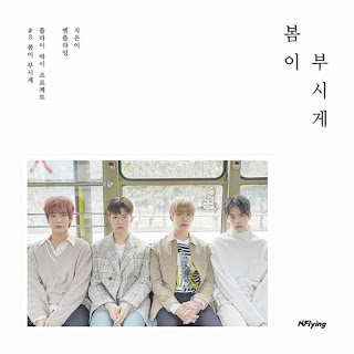 N.Flying - Spring memorize Albümü