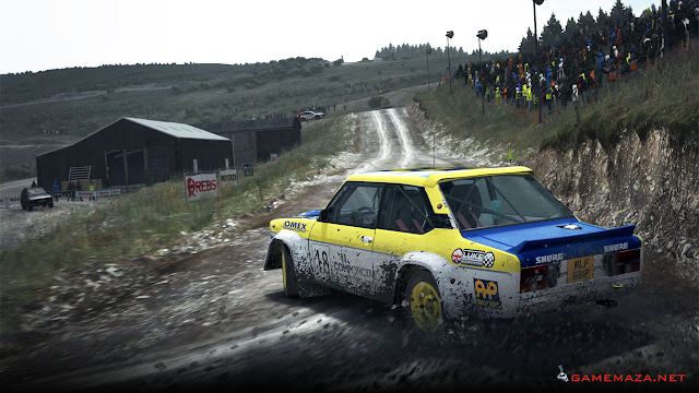 Dirt Rally Gameplay Screenshot 2