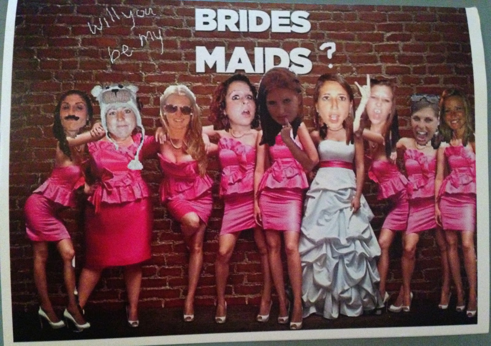 Broke and Bougie Friday 5 Ways to Ask Your Bridesmaids