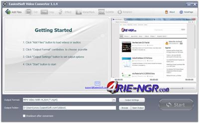EasiestSoft Video Converter 3.8.0 Full Version
