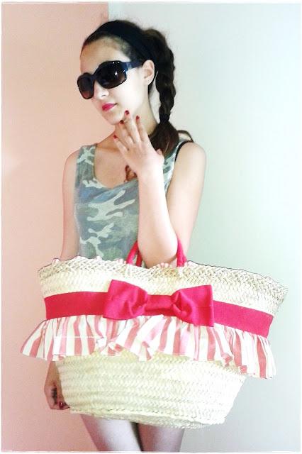 IL CORTILE DI GIULIA - Italian handmade bag