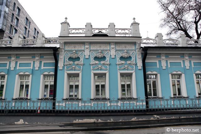 Николопесковский переулок 5