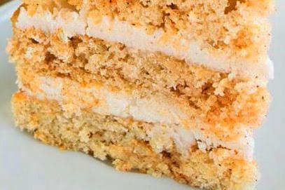 Easy Ginger Cake