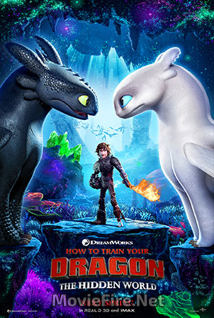 How to Train Your Dragon: The Hidden World (2019) 1080p