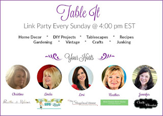 Blogging Link Party to network and find new bloggy friends