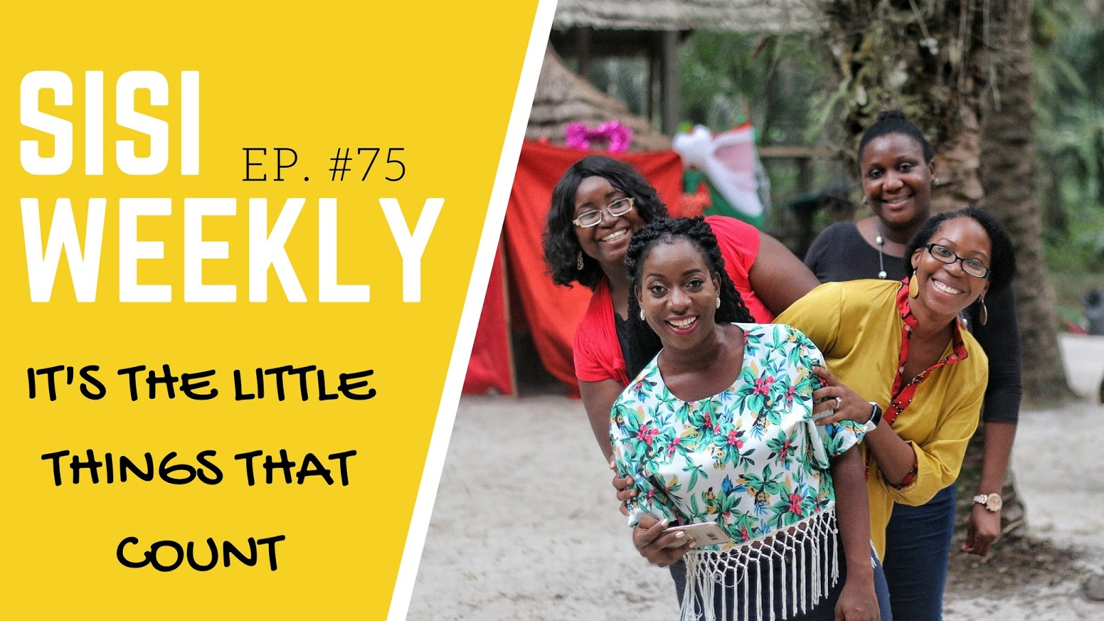 Following up my goal for the year, I decided that meeting up with friends  would be fun, we explored Lufasi Park in Sangotedo, Lagos. It was fun!