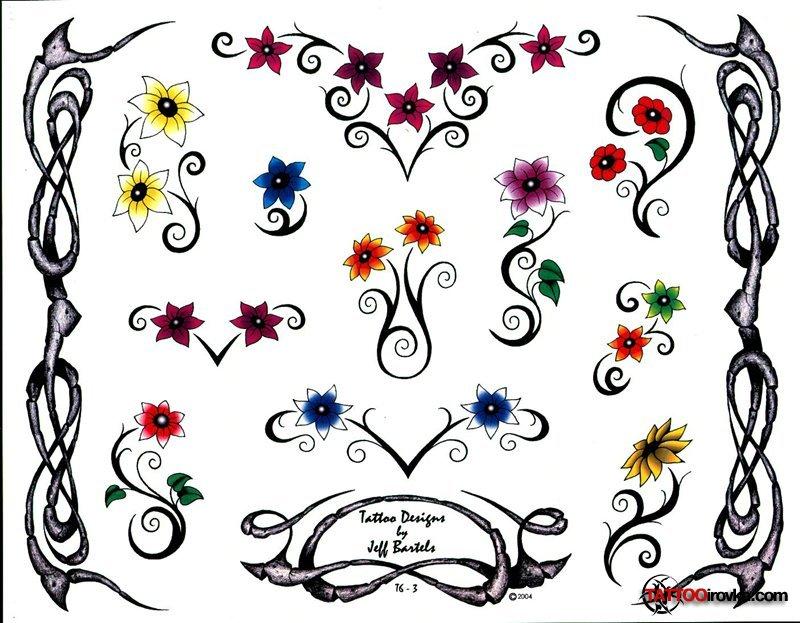 printable tattoo designs 2