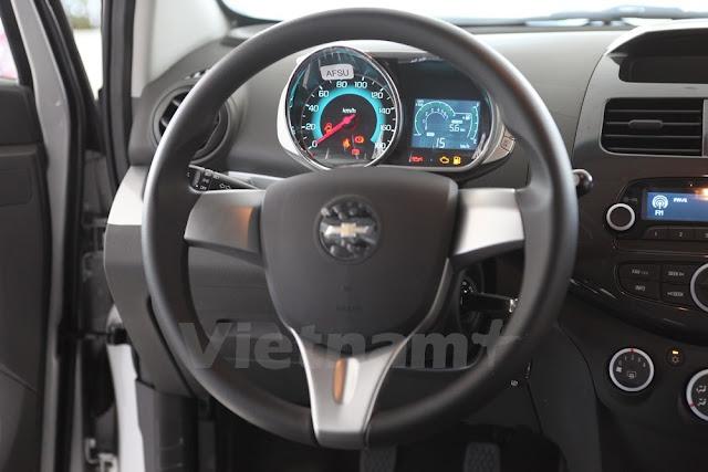 Giá xe Chevrolet Spark Duo 2018 (Vô lăng tay lái)