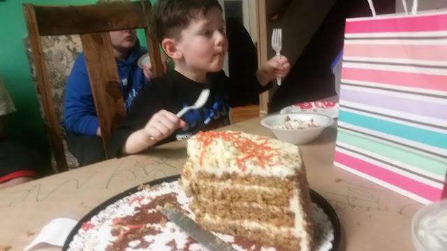 Sams Carrot Cake Icing