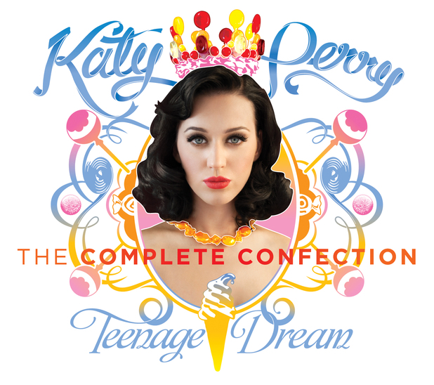 Cover: Katy Perry - Teenage Dream: The Complete Confection ...