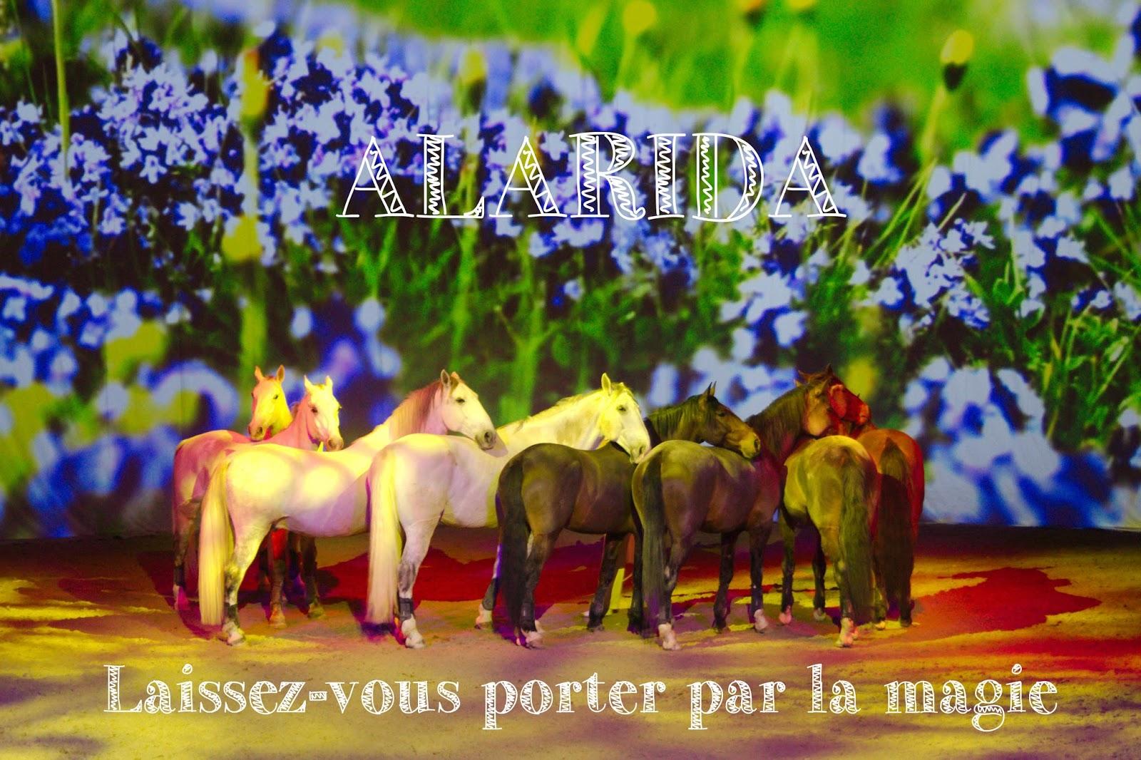 Salon du cheval d 39 albi spectacle alarida les jolies for Salon du cheval albi