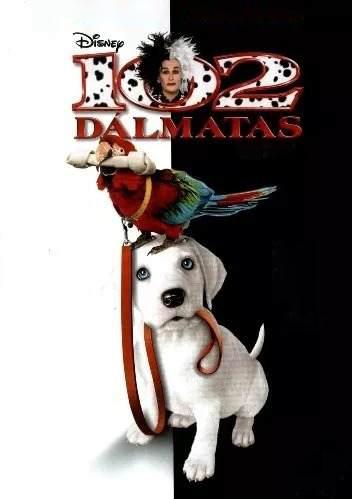102 Dalmatians [2000] [DVDR] [NTSC] [Latino]