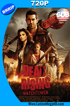 Dead Rising: Watchtower (2015) Subtitulado HD 720p ()