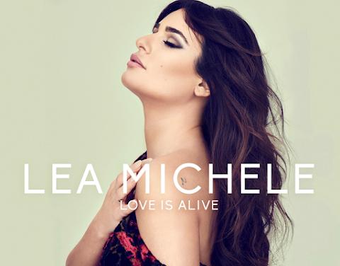 love is alive, il nuovo singolo strappacuore di lea michele