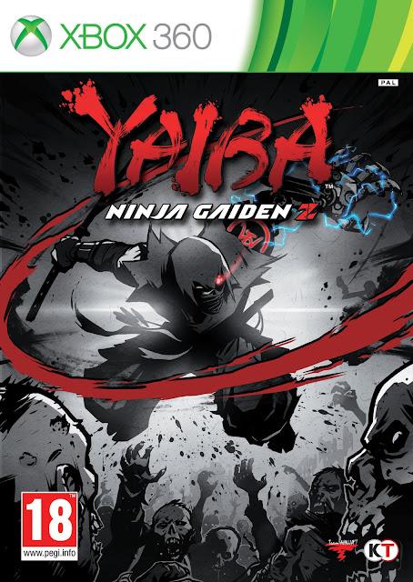 Yaiba Ninja Gaiden Z - Xbox 360 - Multi5 - Portada