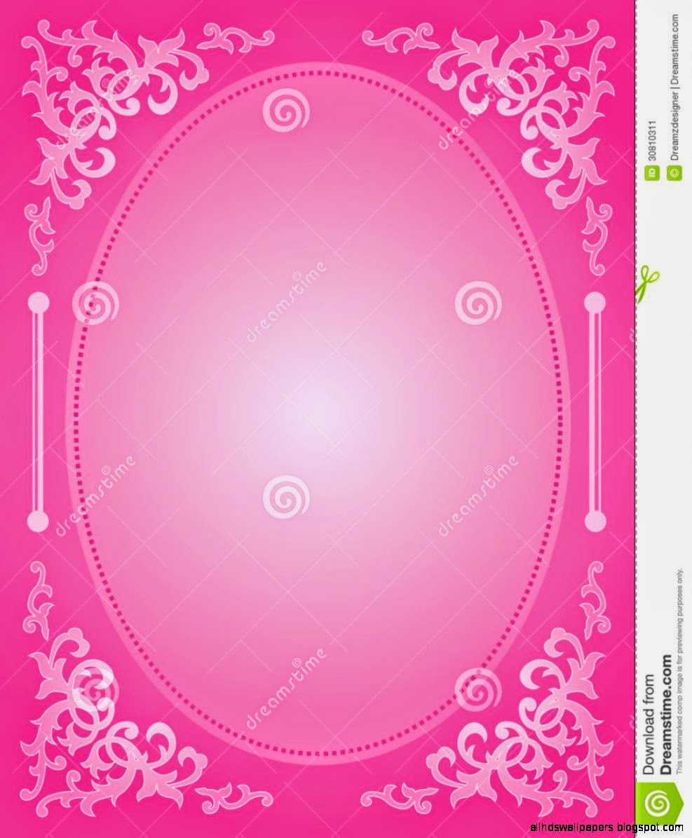 Pink Invitation Background Images All Hd Wallpapers