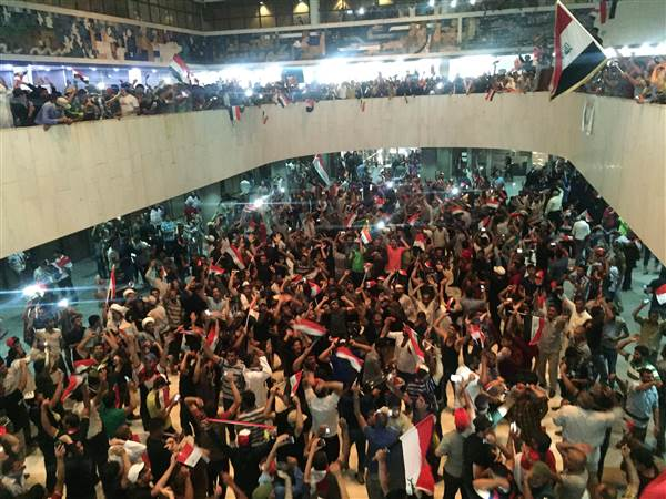 War News Updates: US Embassy Official In Baghdad: 'No