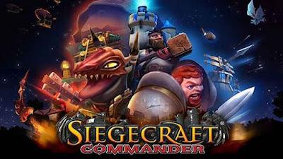 Siegecraft Commander Mod Apk Terbaru v1.2.4270