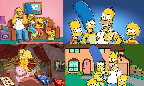 The Simpsons (Simpsonlar) Kehanetleri Gelecek Tahminleri