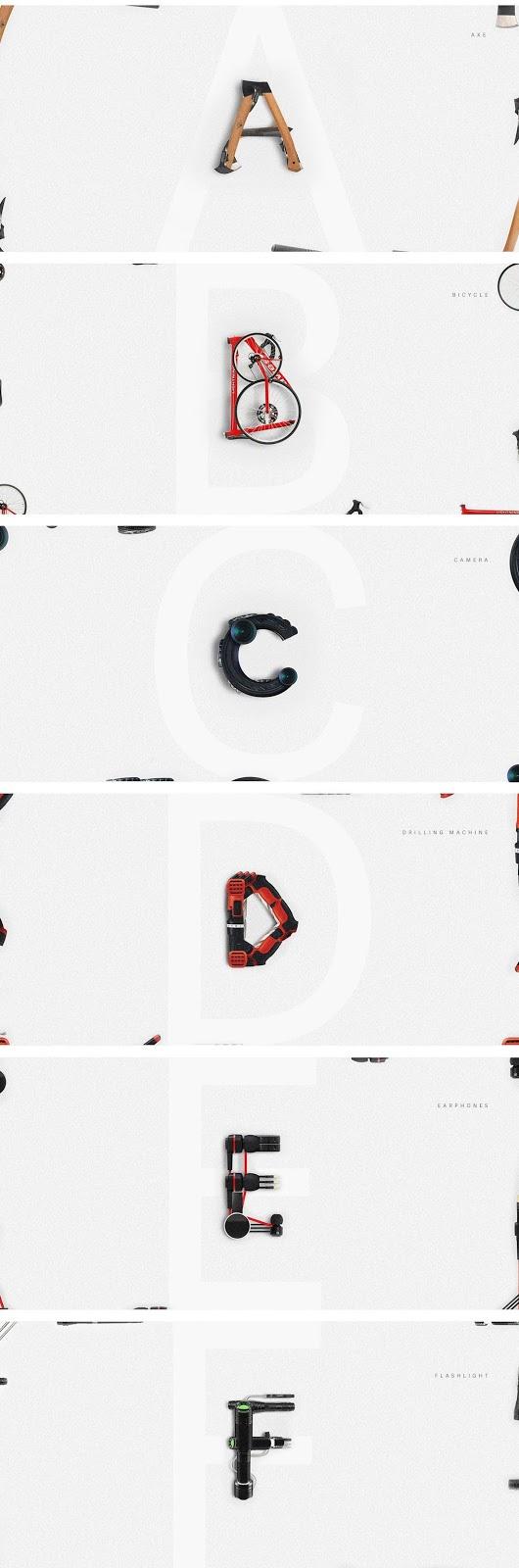 STRUCTURE-x-Type-Objetos-transformados-en-tipografías