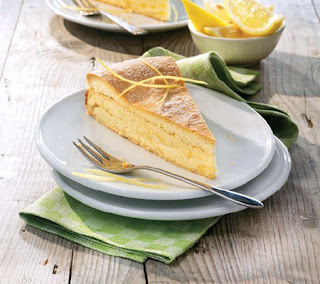 Ricotta and lime cake recipe