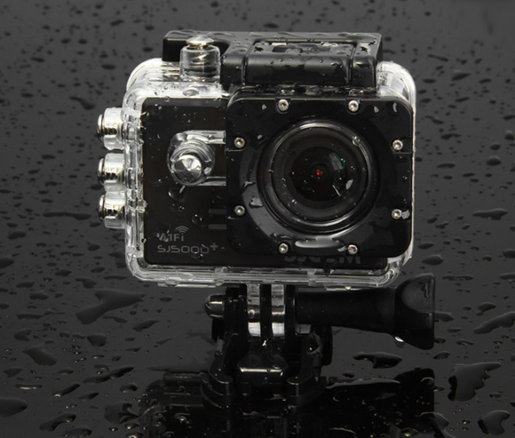 SJCAM SJ5000 Plus Ambarella Action Camera Murah 2016