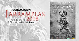 Jarramplas 2018. Programa