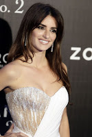 Penelope Cruz dresses