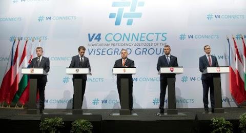 A visegrádi négyek közül Magyarországon nőnek a leggyorsabban a bérek