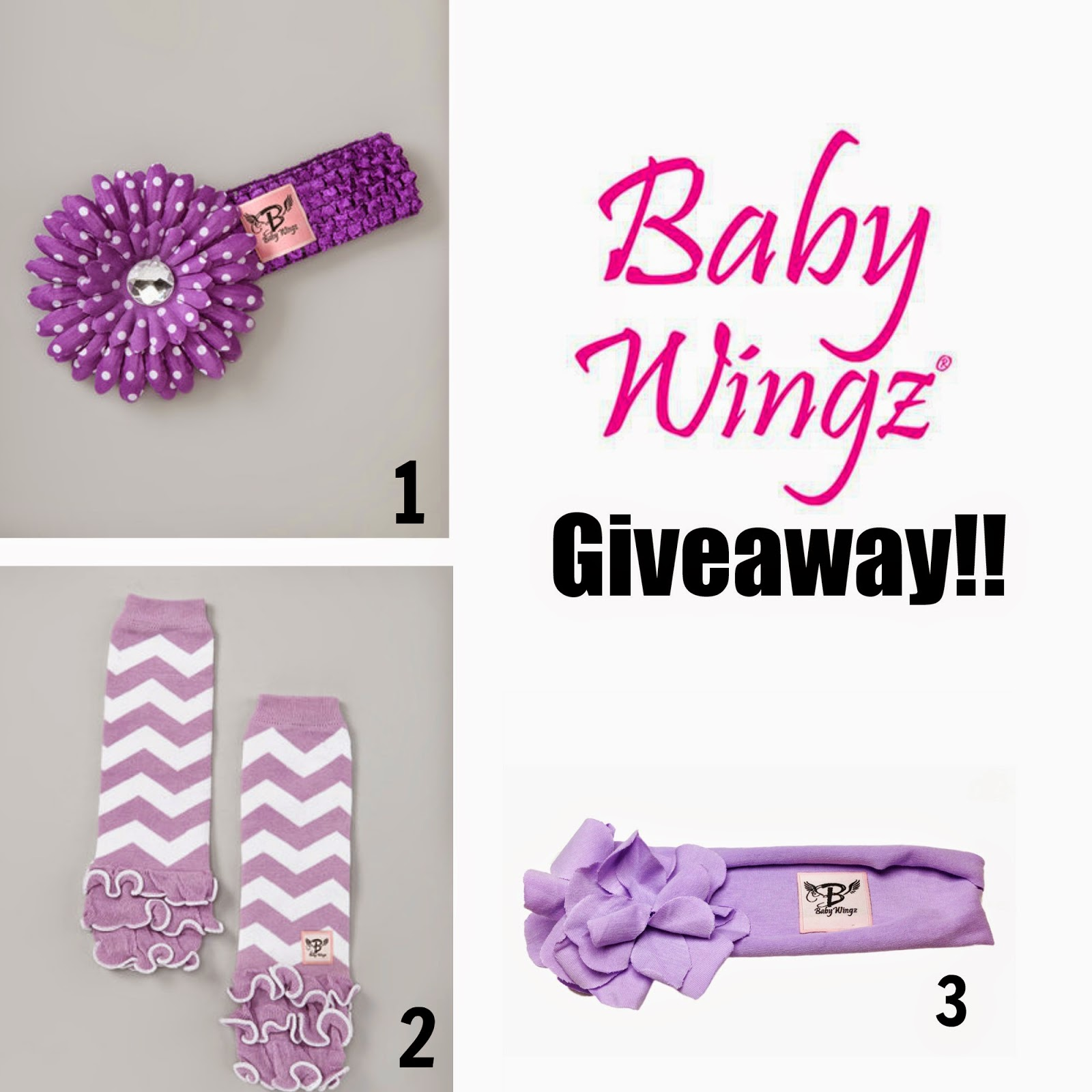 Baby Wingz - baby items giveaway - Our Thrifty Ideas