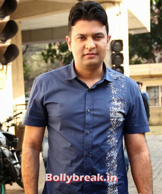 Bhushan Kumar, Kriti Sanon at Heropanti Movie Trailer Launch