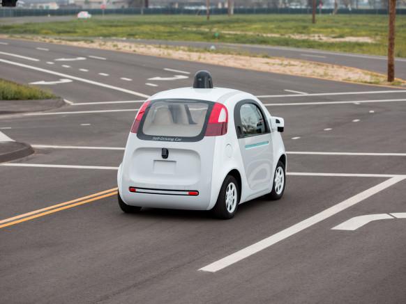 傳定案福特汽車,Google自駕車要正式商用化?!