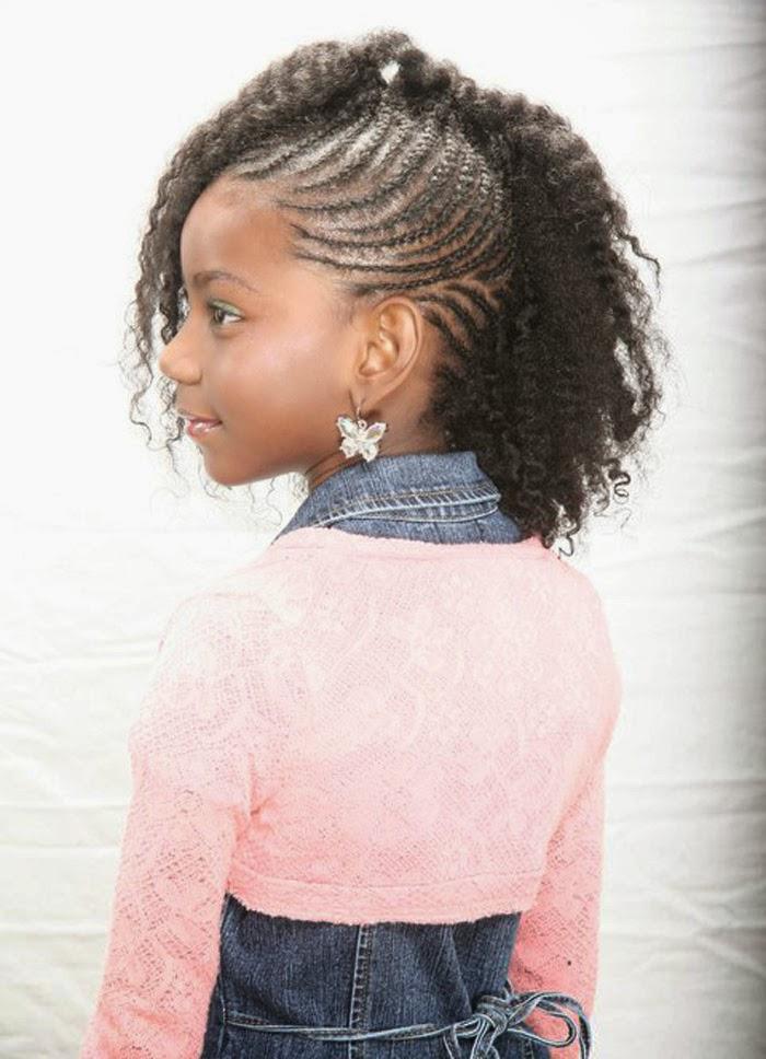 Little Black Kids Hairstyles