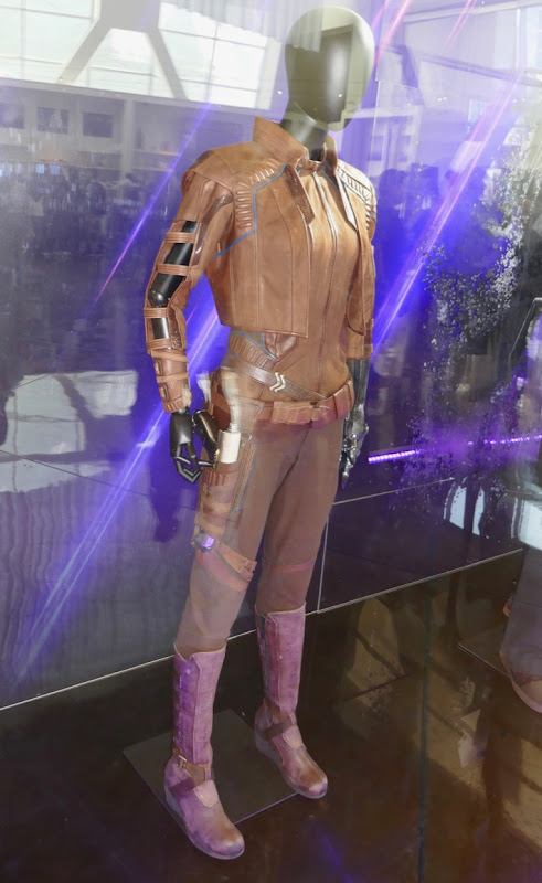 Karen Gillan Avengers Endgame Nebula movie costume