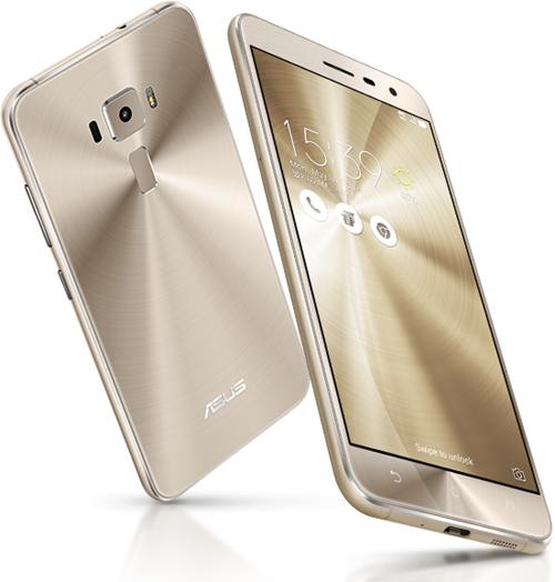 A segunda variação do Zenfone 3 possui tela de 5,5 polegadas