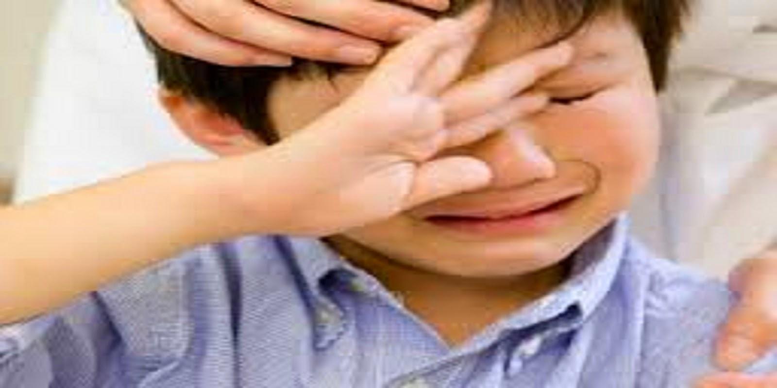 Niño Asustado Gritando: DIARIO DE UN CORREDOR DE FONDO