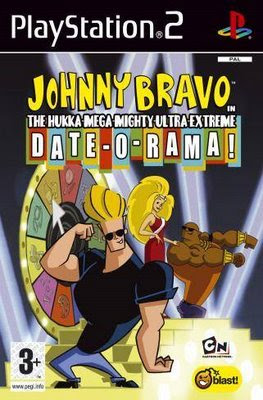 Johnny Bravo: Date o Rama (PS2) 2007