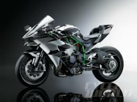 Gambar motor baru