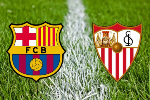 Barcelona vs Sevilla Full Match & Highlights 4 November 2017
