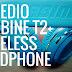 Bluedio Turbine T2+ Wireless Bluetooth Headphone