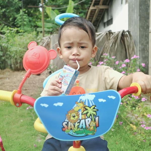 Anak Aktif Itu Sehat Jiwa Raganya