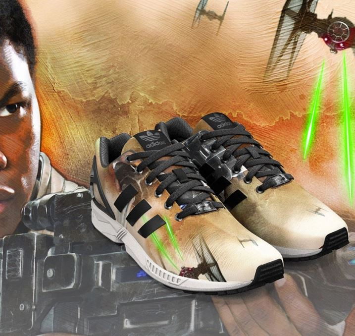 THE SNEAKER ADDICT  Design Your Own Star Wars Episode 7 Force ... 347da63f2